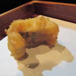 天ぷら酒房 西むら - アナゴ