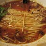 nico - 麺の細さ