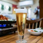 韓辛DELI - 生ビール