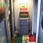 村上カレー店・プルプル - 入り口