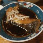 蛇の目寿司 - なめた煮付け