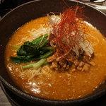 担担麺 利休 - 新味