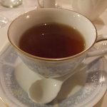 ラ リベラ - 紅茶。