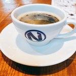 肉が旨いカフェ NICK STOCK - コーヒー