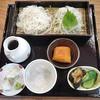 咲 - 料理写真:二色そば