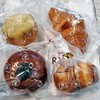 金谷ホテルベーカリー - 料理写真:購入したパン類