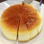 パティスリーポム - スフレフロマージュ@ふんわりじゅんわりチーズスフレ