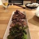 博多もつ鍋 いぶき - 和牛骨付テール塩焼