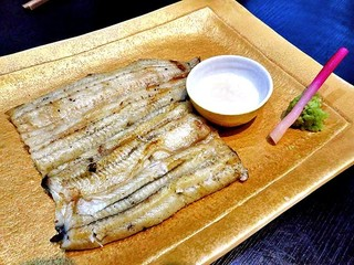 魚登久 - 白焼