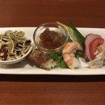 Chuunarabochouyou - 前菜の盛り合わせ