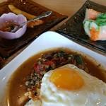 アジアンキッチン・ルークチン - ガパオ