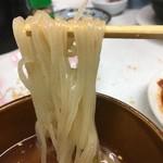 串ホルモン 串源 - 冷麺 リフト