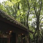 ミハエル - 林の中の木漏れ日カフェ
