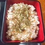 田吾作 - たこ飯