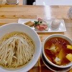 90998615 - 特級白醤油つけ麺