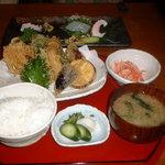 和食 玄 - 料理写真:定食系になります