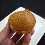 パティスリー シロ・デラブル - ☆可愛いサイズのシュークリームです☆