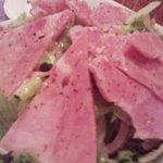 G's Kitchen - 骨付きハムのサラダ