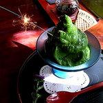 岩井屋 - 抹茶あわ雪