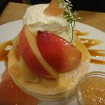 91000908 - 桃のパンケーキ