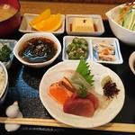 まーくん - 日替り魚定食(メイン以外)