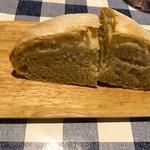 サコロッケ - 焼きたてパン 小麦の香りと甘みが最高☆☆☆そのまま食べてよし、料理の各ソースに付けて食べてよし◎ 2018/08/14