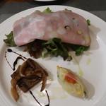 リストランテ ラ チャウ - 前菜3種
