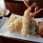 きなり - 天ぷら
