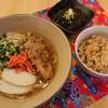 沖縄ダイニング 島のれん - 料理写真:そばとじゅーしーセット