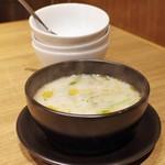 ロインズ - コムタンスープ
