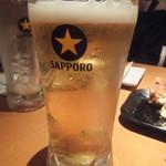 まんたろー - シャンティガフはビールの代用に丁度良いです(2018.7.10)