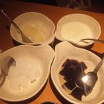 まんたろー - デザート各種(2018.7.10)