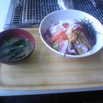 石州蟹番屋 - 海鮮丼