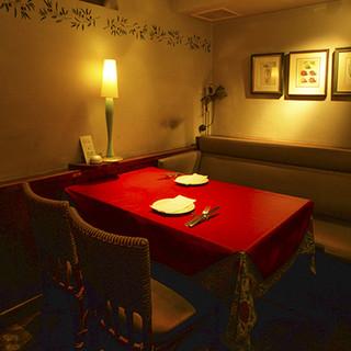 歓送迎会、各種パーティにも全8室の個室をご用意しています