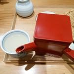 91014518 - 蕎麦湯