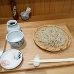 91014659 - ざる蕎麦大盛り