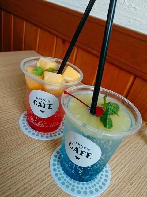カフェ ガーデン テラスレストラン「ガーデンカフェ」