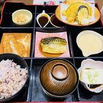 和食と甘味処 漱石 - 子規御膳 ¥1,420