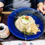 和食と甘味処 漱石 - 梅おろし蕎麦 ¥650(大盛+¥150)