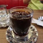 喫茶去 快生軒 - アイスコーヒー