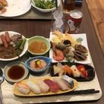 ホテル万惣 - 料理写真: