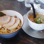 麺屋ジョニー - トッピングチャーシューこってりつけ麺 980円