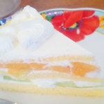 亜奈実 - メロンショートケーキ