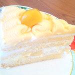 亜奈実 - マロンショートケーキ