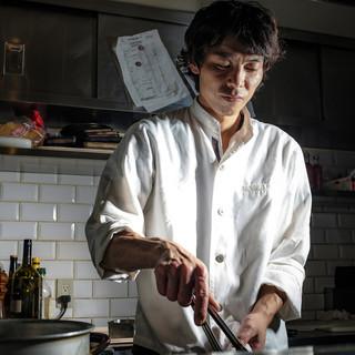 島根県の生産者の想いが詰まった食材を島根出身のシェフが調理♪