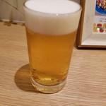 マンマペルテ - 最初のビール