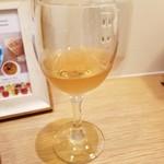 マンマペルテ - ワイン1杯目