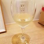 マンマペルテ - ワイン2杯目
