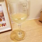 マンマペルテ - ワイン3杯目