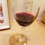 マンマペルテ - ワイン4杯目
